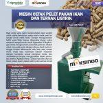Jual Mesin Cetak Pelet Pakan Ikan dan Ternak Listrik – AGR-PL200 di Surabaya