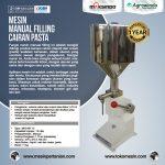 Jual Mesin Manual Filling Cairan-Pasta – MKS-MF10 di Surabaya