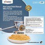 Jual Alat Cetak Pelet Manual – MKS-PLT10 di Surabaya