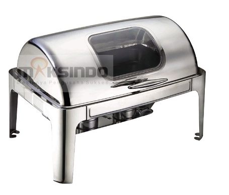 Chafing Dish Oblong Roll Top - 9 Liter - MKSPM23