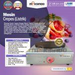 Jual Mesin Crepes (Listrik) Harga Hemat di Surabaya