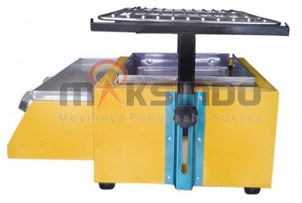 Mesin Pemanggang Sate - BBQ 2 Tungku (Gas) 2