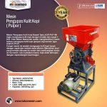 Jual Mesin Pengupas Kulit Kopi (pulper) – AGR-PLP150 di Surabaya