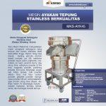 Jual Mesin Ayakan Tepung Stainless Berkualitas di Surabaya