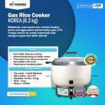 Jual Mesin Rice Cooker Kapasitas Besar di Surabaya
