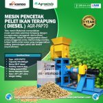 Jual Mesin Pencetak Pelet Ikan Terapung (Diesel) di Surabaya