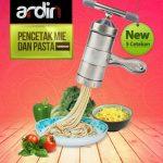 Jual Alat Cetak Mie dan Pasta Manual Stainless (ARDIN) di Surabaya