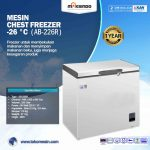 Jual Mesin Chest Freezer -26 °C di Surabaya