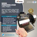 Jual Mesin Pemotong Ayam di Surabaya
