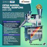 Jual Mesin Cetak Samosa, Pastel, Dumpling (CDS-120) di Surabaya