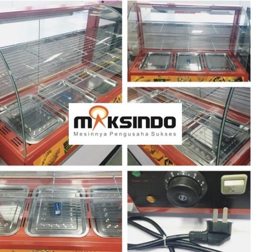 Mesin Diplay Warmer (MKS-3W) 2