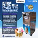 Jual Mesin Es Krim 3 Kran Standing ICM-1010 di Surabaya