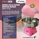 Jual Mesin Gula Kapas Bentuk Bunga (MKS-CT76) di Surabaya
