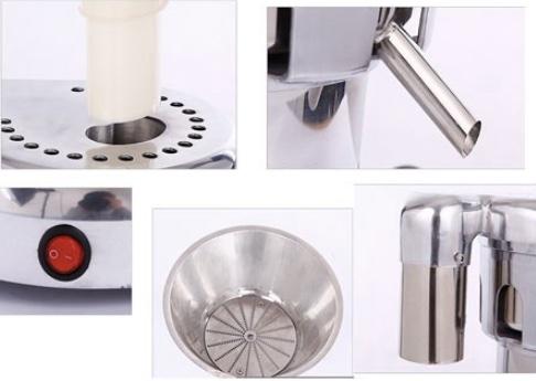 Mesin Juice Extractor (MK-3000) 2