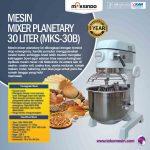 Jual Mesin Mixer Planetary 30 Liter (MKS-30B) di Surabaya