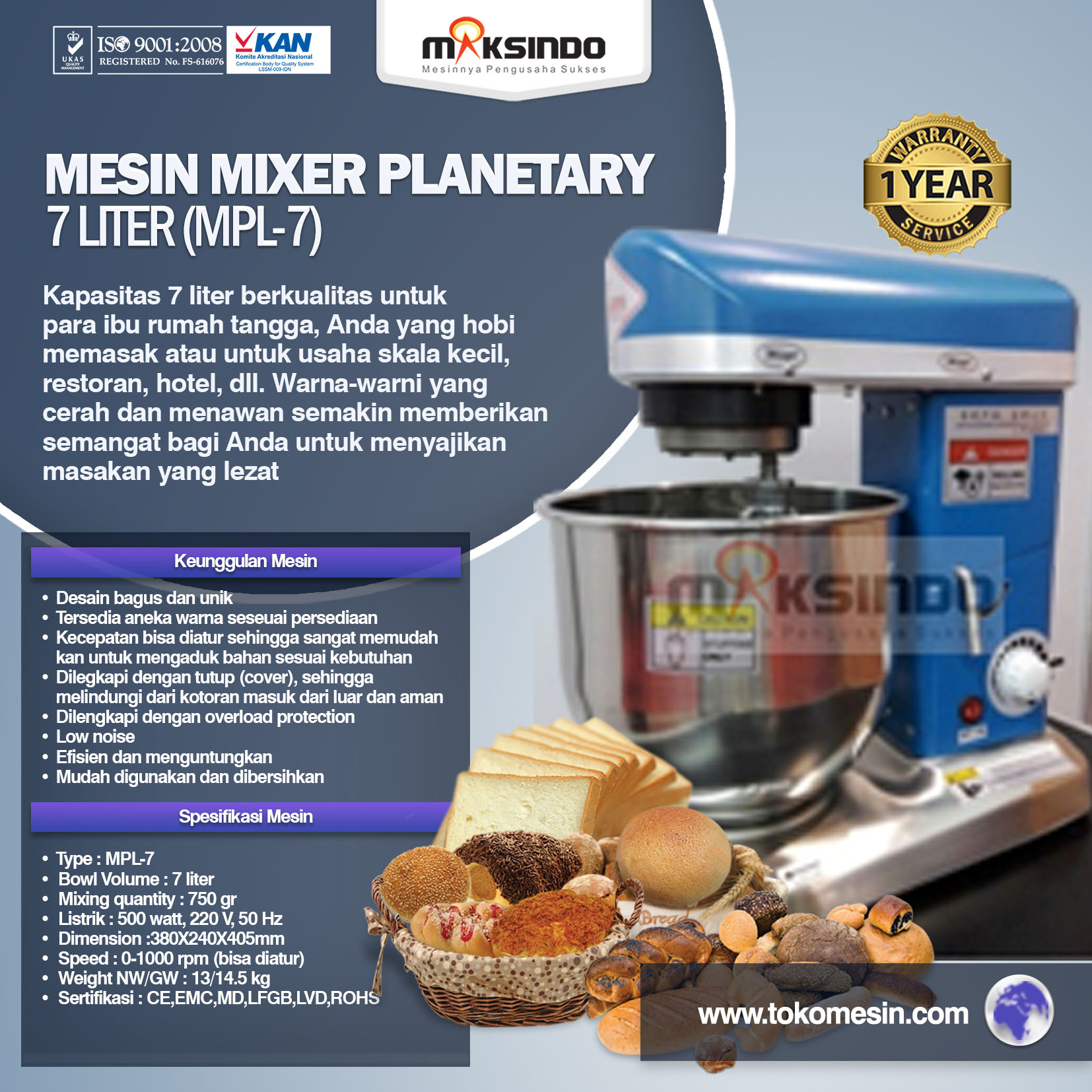 Index Of Wp Content Uploads 2017 01 Van Belt Utk Mesin Steam Mixer Planetary 7 Liter Mpl Blue