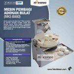 Jual Mesin Pembagi Adonan Bulat (MKS-BA60) di Surabaya