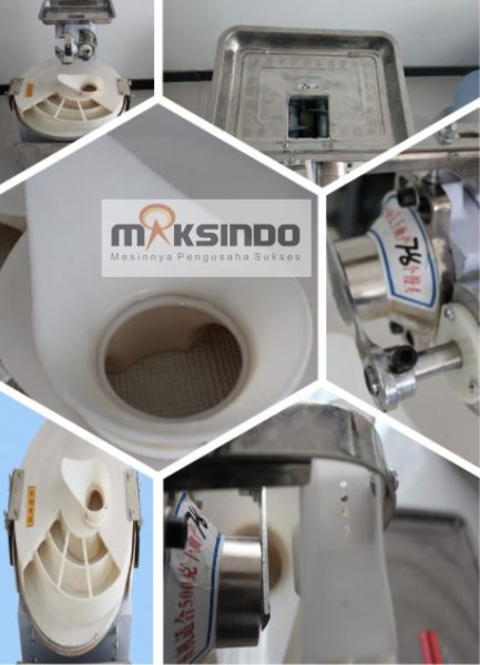 Mesin Pembagi Adonan Bulat (MKS-BA60) 3