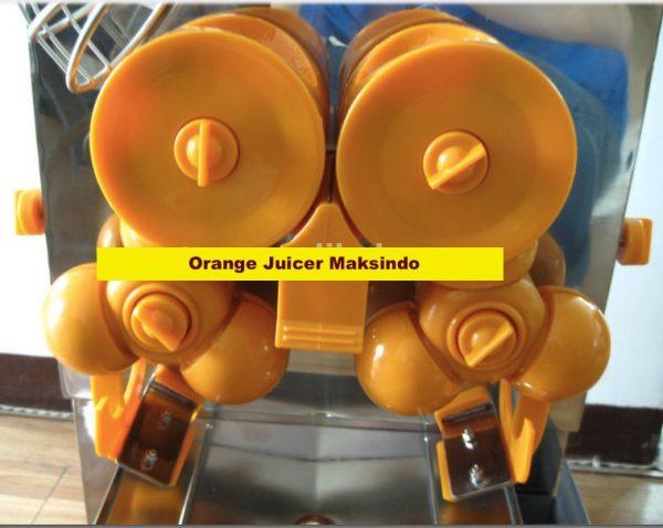 Mesin Pemeras Jeruk Otomatis (ORG-20) 2