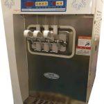 Jual Mesin Soft Ice Cream 3 Kran (Denmark Compressor) – ISC32 di Surabaya