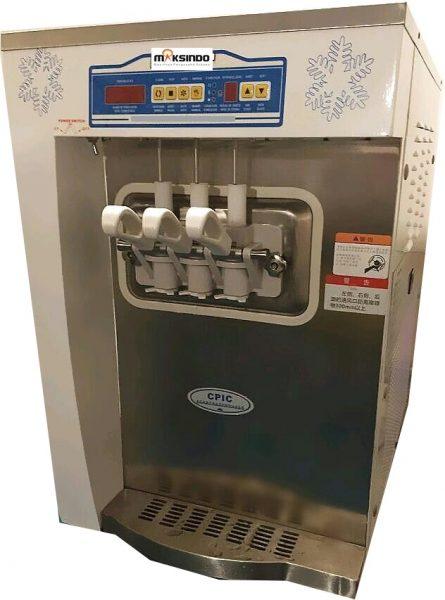 mesin-soft-ice-cream-3-kran-denmark-compressor-isc32