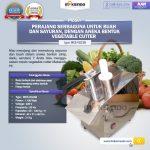 Jual Mesin Vegetable Cutter (MKS-VG23B) di Surabaya