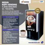 Jual Mesin Kopi Vending 4 Jenis Minuman di Surabaya
