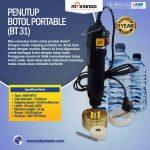 Jual Penutup Botol Portable (BT31) di Surabaya