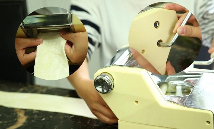 Alat Cetak Pastel Dumpling Manual 8