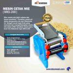 Jual Mesin Cetak Mie (MKS-200) di Surabaya