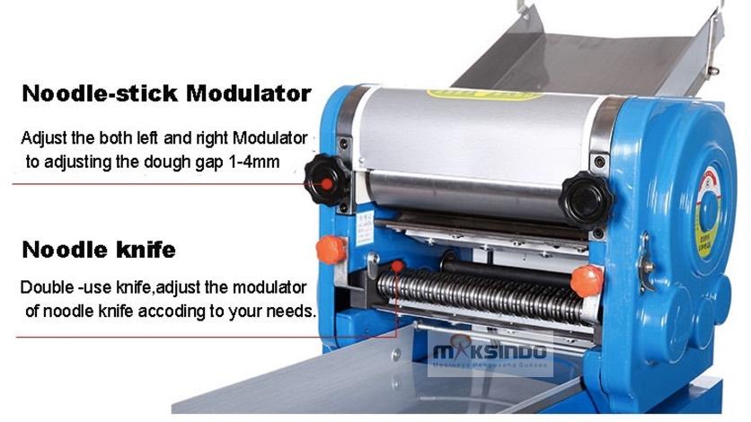 Mesin Cetak Mie Industrial (MKS-300) 5