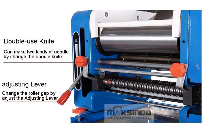 Mesin Cetak Mie Industrial (MKS 8