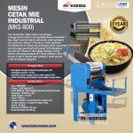 Jual Mesin Cetak Mie Industrial (MKS-800) di Surabaya
