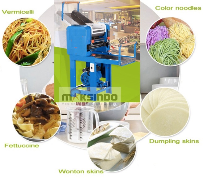 Mesin Cetak Mie Industrial (MKS