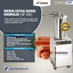 Jual Mesin Cetak Sosis Hidrolik MKS-HDS280 di Surabaya