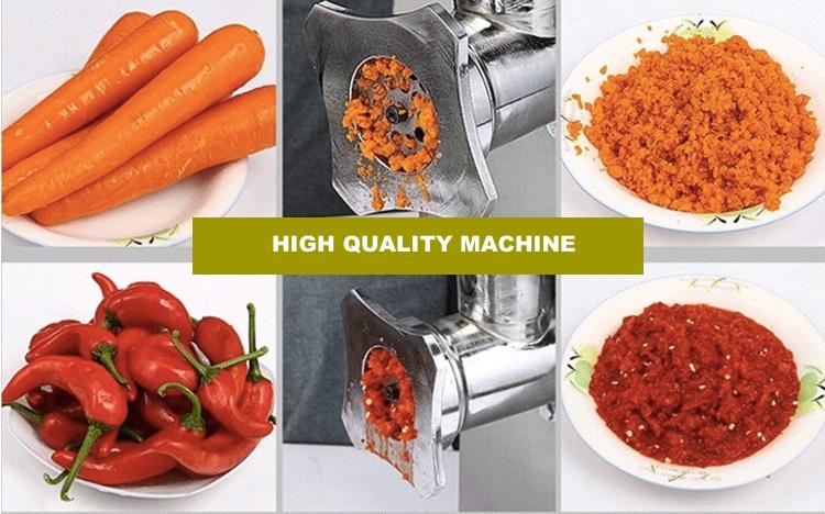 Mesin Giling daging Plus Meat Slicer TMC12 2