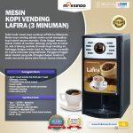 Jual Mesin Kopi Vending LAFIRA (3 Minuman) di Surabaya