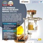 Jual Alat Pemeras Minyak Biji-Bijian Manual di Surabaya