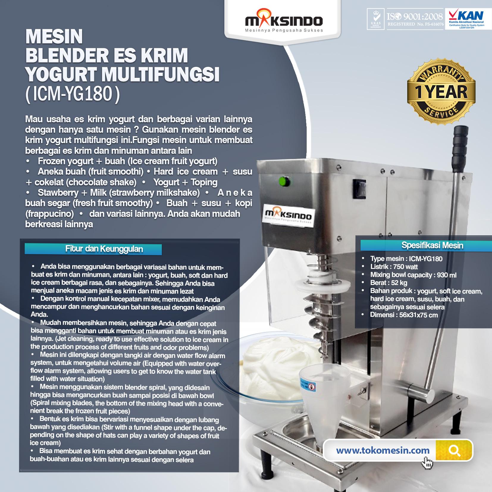 Index Of Wp Content Uploads 2017 03 Chocolate Variasi Mesin Blender Es Krim Yogurt Multifungsi Icm Yg180