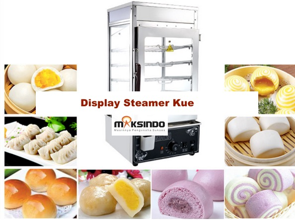 Mesin Display Steamer Bakpao - MKS-DW38