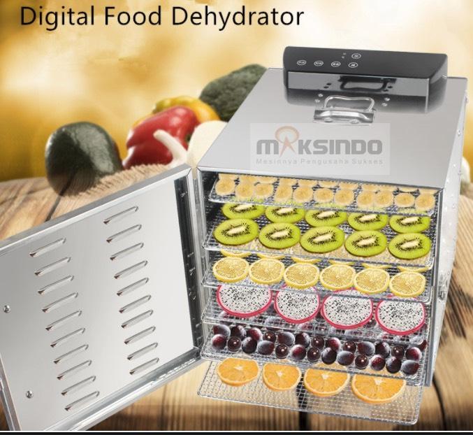 Mesin Food Dehydrator 6 Rak (FDH6) 2