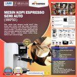 Jual Mesin Kopi Espresso Semi Auto – MKP50 di Surabaya