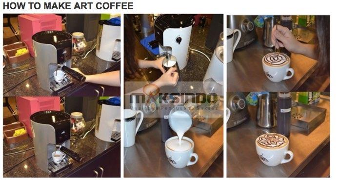 Mesin Kopi Espresso Semi Auto - MKP50 9