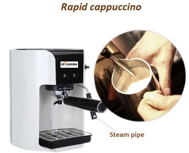 Mesin Kopi Espresso Semi Auto - MKP50