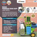Jual Mesin Pemerah Susu Sapi – AGR-SAP01 di Surabaya