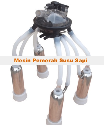 Mesin Pemerah Susu Sapi - AGR-SAP01 2