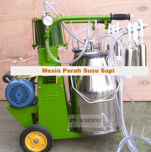 Mesin Pemerah Susu Sapi - AGR-SAP02 2