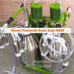 Jual Mesin Pemerah Susu Sapi – AGR-SAP02 di Surabaya