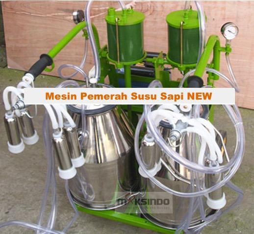 Mesin Pemerah Susu Sapi - AGR-SAP02