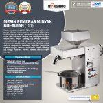 Jual Mesin Pemeras Minyak Biji-Bijian (J10) di Surabaya
